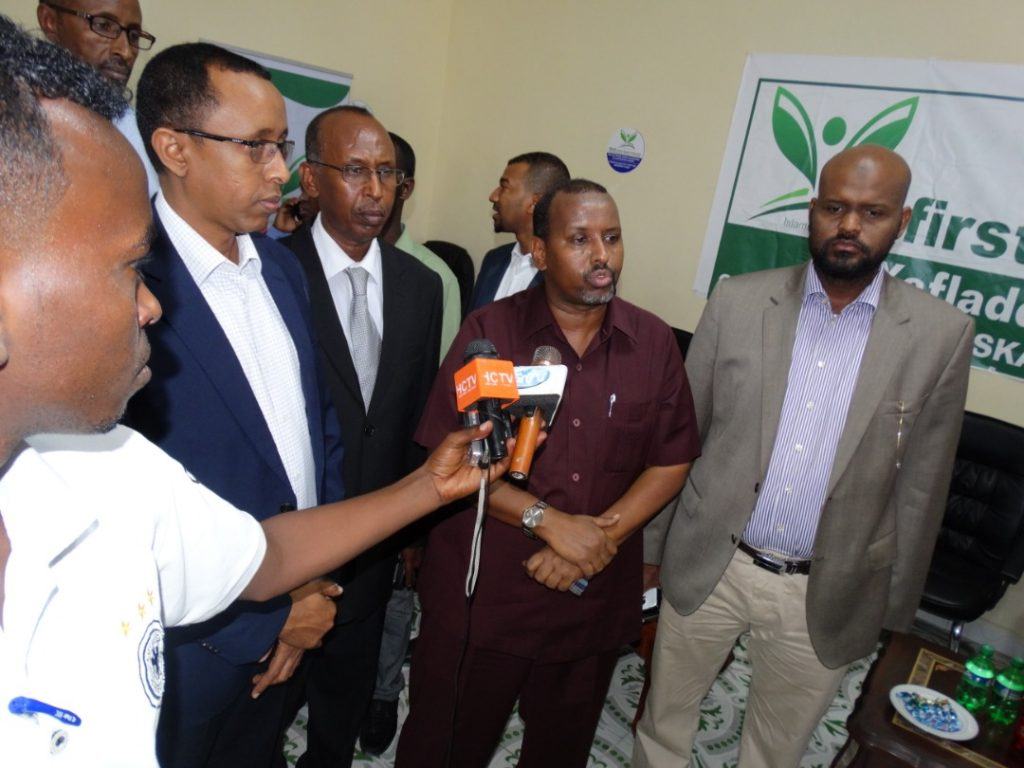 First Somalia Insurance Company Opens Shop